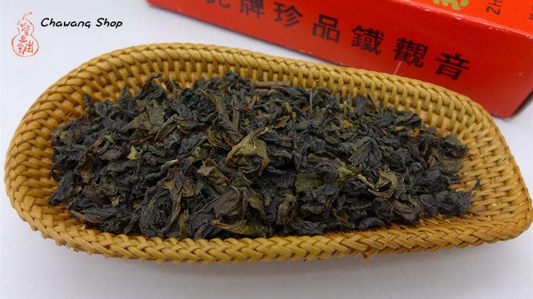 Zhen Pin Tieguanyin