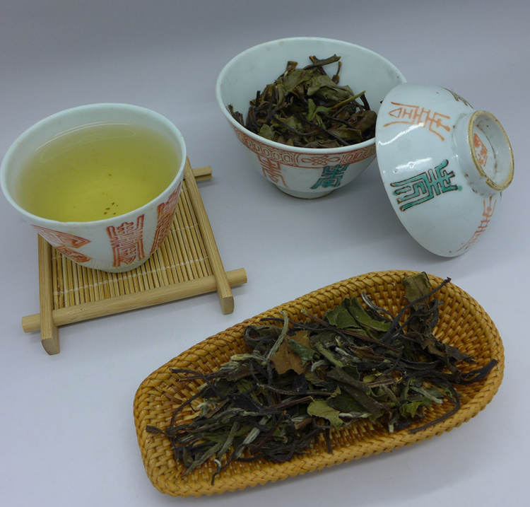 2012 Fujian Zhenghe Shoumei White Tea 100g