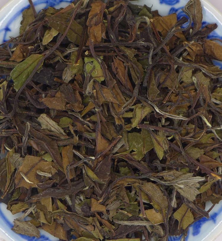 2012 Fujian Zhenghe Shoumei White Tea 100g