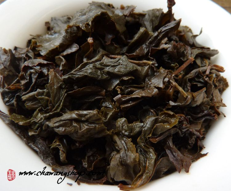 1999 Anxi Traditional Charcoal Roasted Tieguanyin 10g