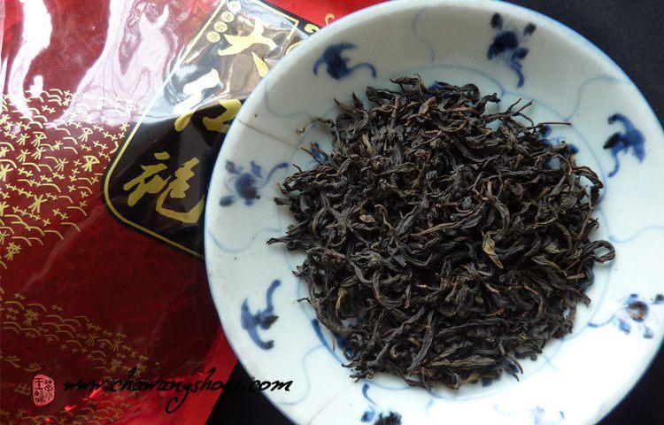 2013 Fujian Wuyi Shui Xian Oolong 100g