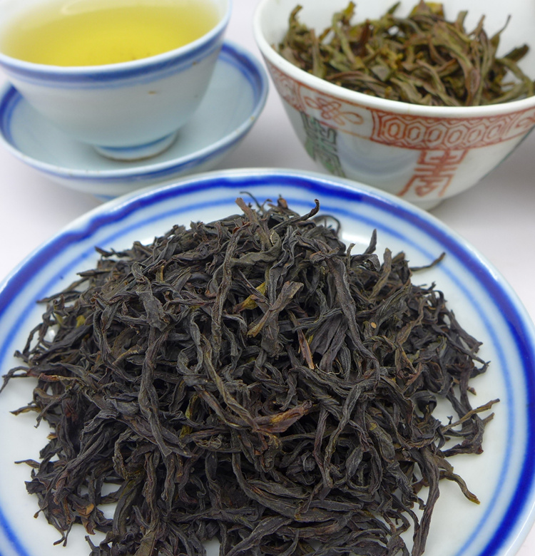 2016 Spring Charcoal roasted Bai Ye Dancong 25g