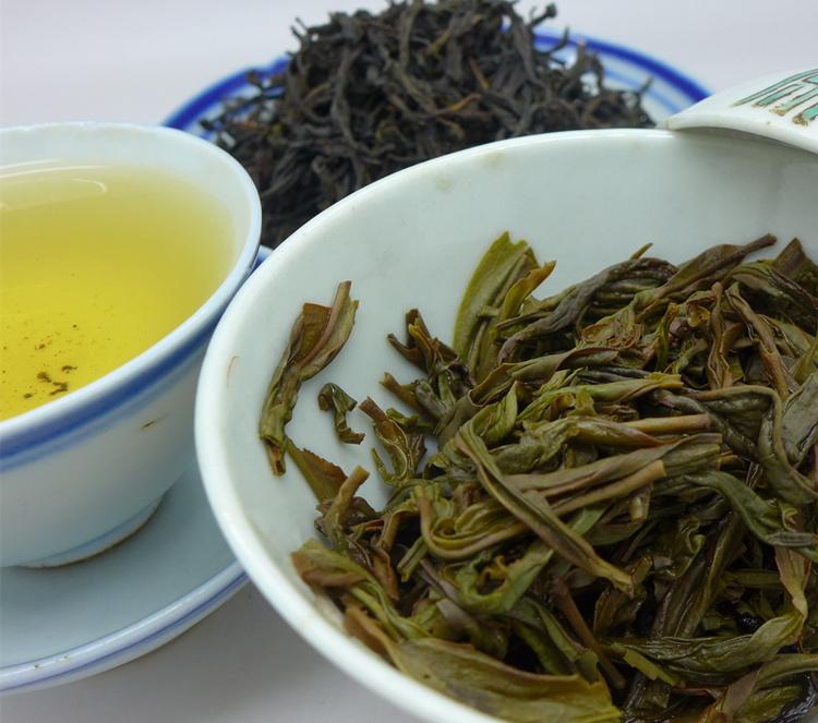 2016 Spring Charcoal roasted Bai Ye Dancong 25g