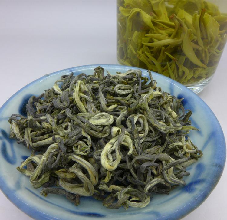 2016 Spring Special Grade Lianghe Hui Long Green Tea 50g