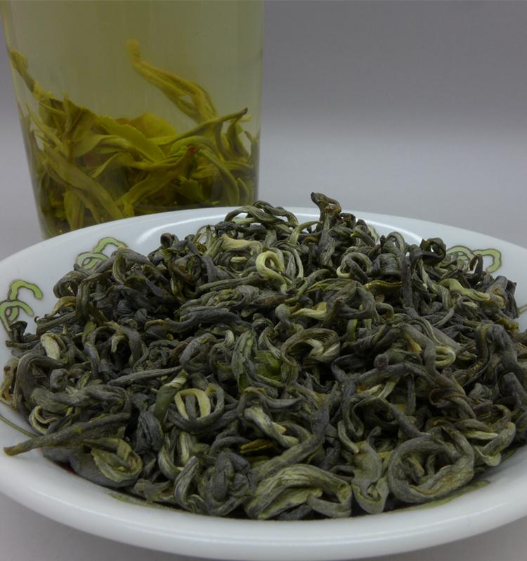 2016 Spring Te Ji Grade Lianghe Hui Long Green Tea 100g