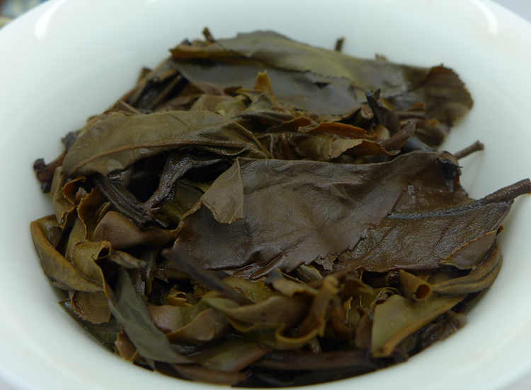 2005 Bulang Shan Old Tree Aged Raw Maocha 100g