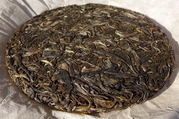 Bada Pu'er tea