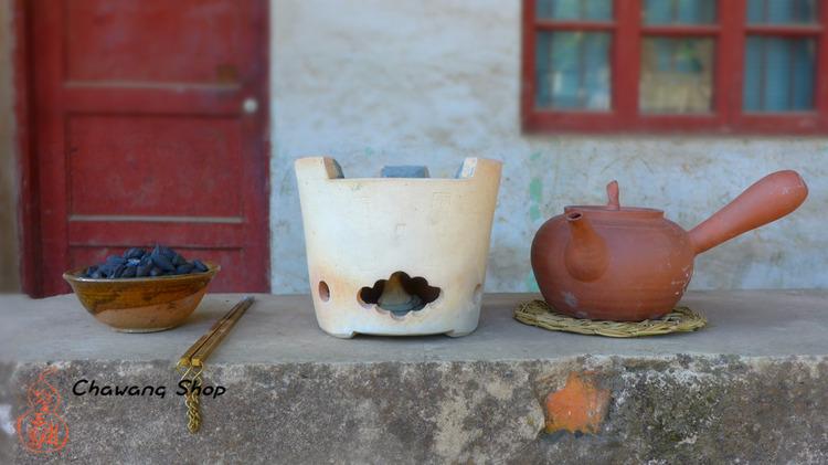Nanfeng Clay Stove