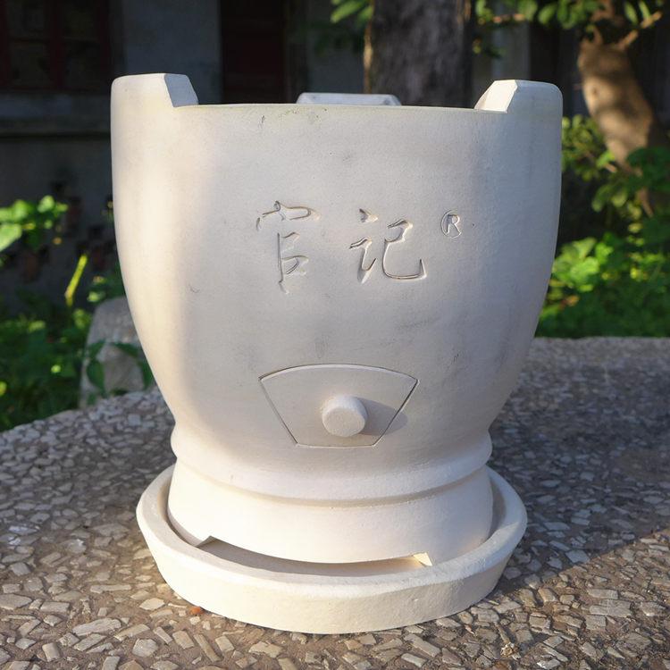 Clay Tea Stove