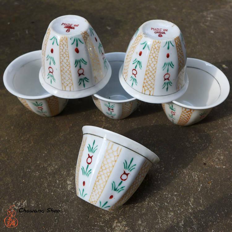 Jingdezhen Vintage Tea Cup