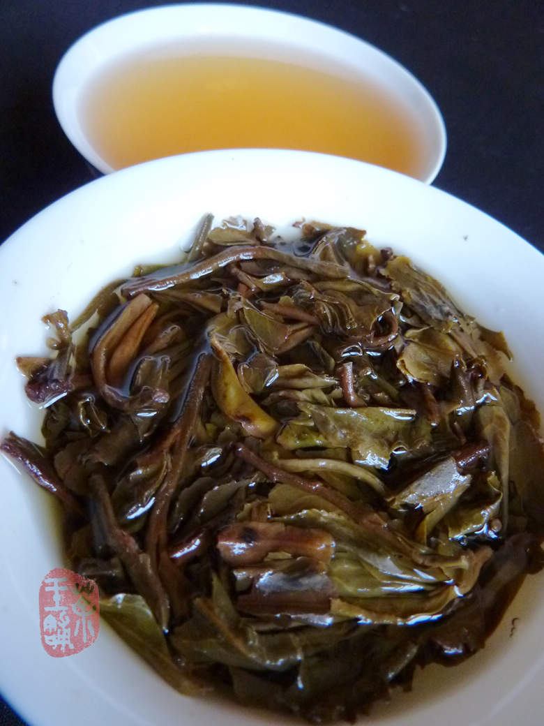 "2006 Changtai Long Ma Rui Ming ""Dragon and Horse"" Raw Puerh Cake 400g"