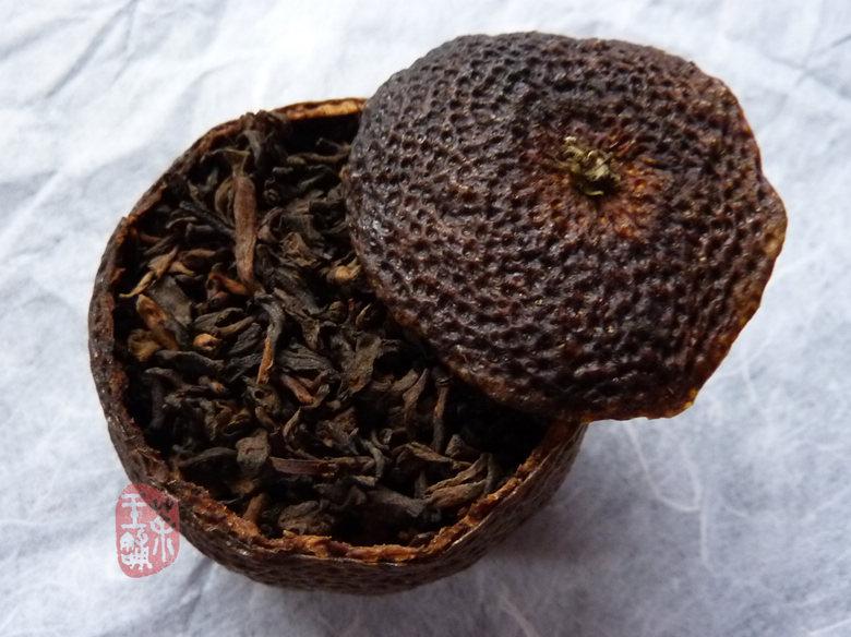 """8690 : Ripe Pu-erh, """"Zhang Xiang"""", camphor fragrance"""