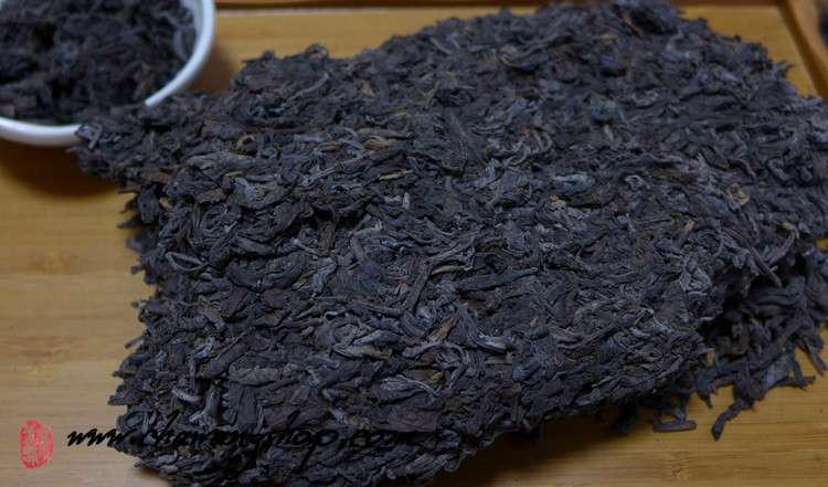 2001 Su Rui Liubao Tea 50g