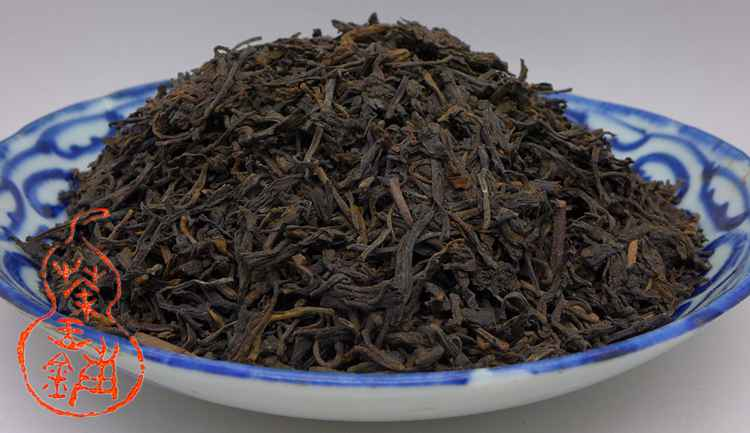 "2008  Wuzhou TF Three Cranes Brand ""85109"" First Grade Liubao Tea 100g"