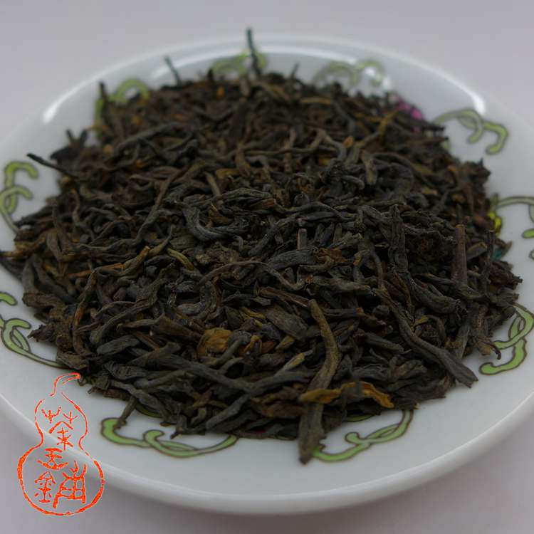 "2012 Wuzhou TF ""25122"" Small Basket Liubao Tea 100g"