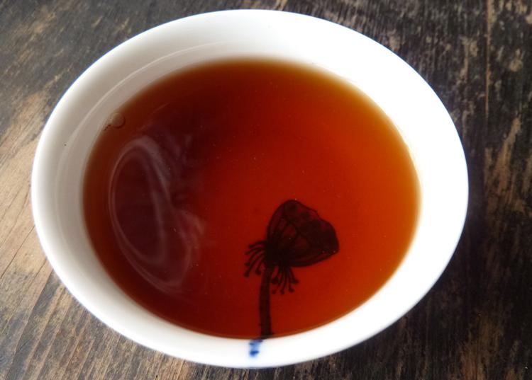 2006 Zhu Yuan Cha Fang Yiwu Gushu Spring 400g
