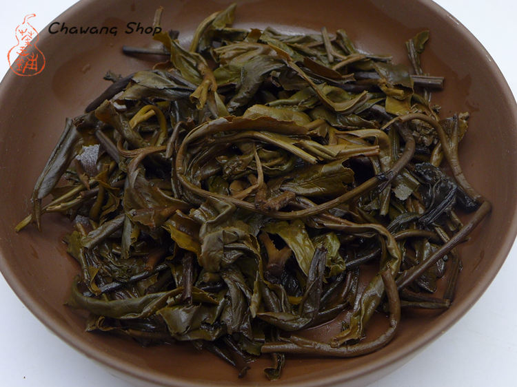 "2015 (2013) China Tea ""Yuan Ye Da Ye"" Liu Pao Tea 4kg"