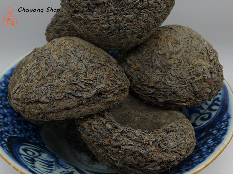 Liubao Tuo Tea