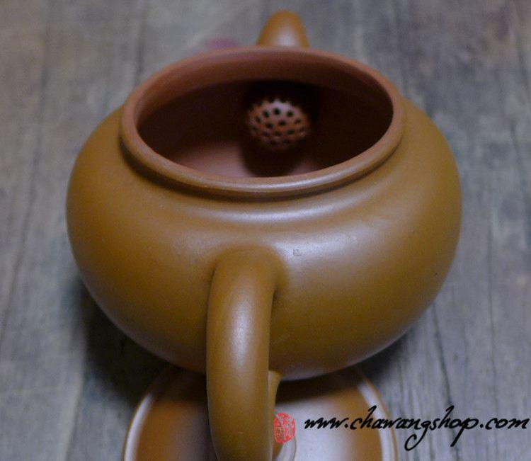 Nixing Teapot Fang Gu 100cc