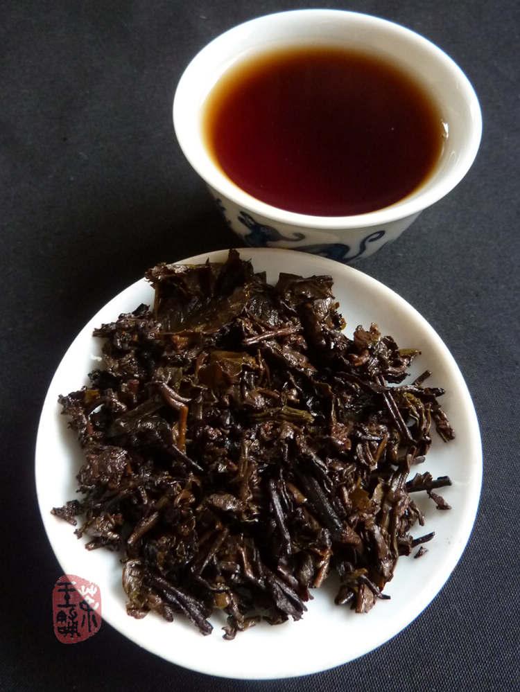 2010 Tu Lin Feng Huang Tuo Cha (803) Ripe 100g