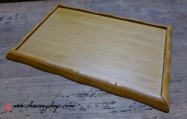 Bamboo Tea Tray 29.5*19.5CM