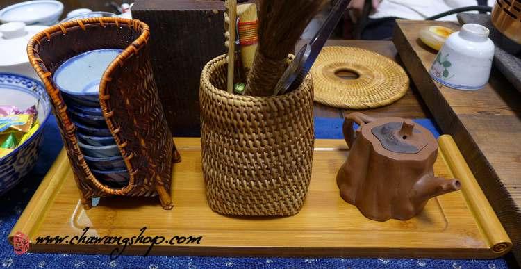 Bamboo Tea Tray 37*13CM