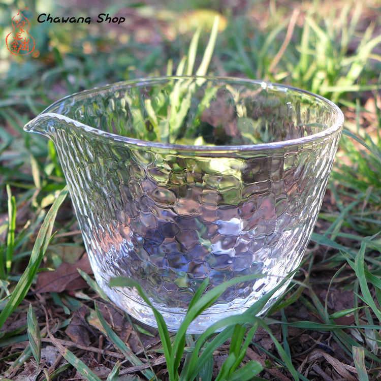 Hand-made Glass Tea Pitcher 200ml