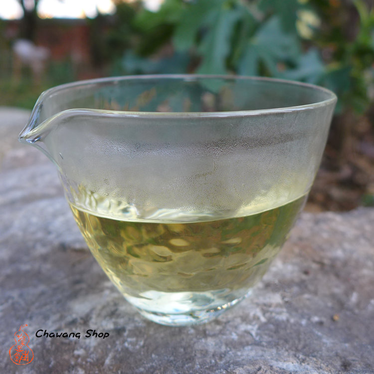Hand-made Glass Tea Pitcher 250ml