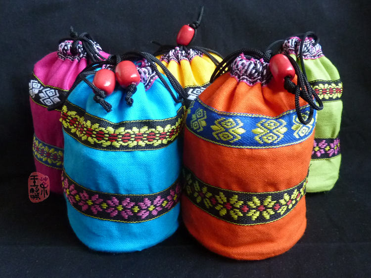 Small Yunnan Craft Bag