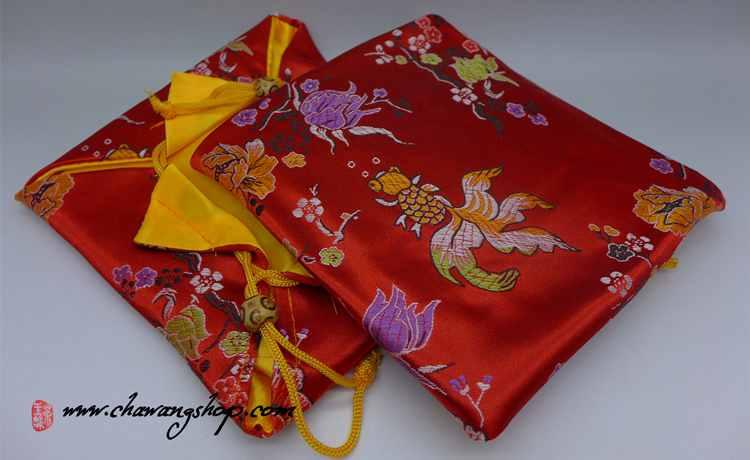 Tea ware bag No.18