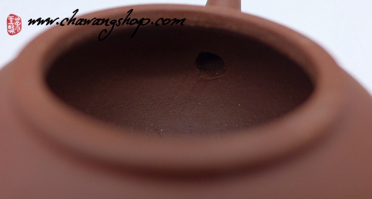 Late 90´s Zini Clay Shuiping Teapot 95cc