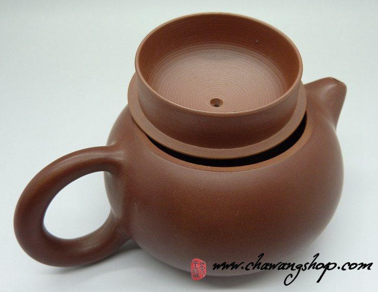 """Nixing """"Dao Ba Xi Shi"""" Teapot 110cc B"""