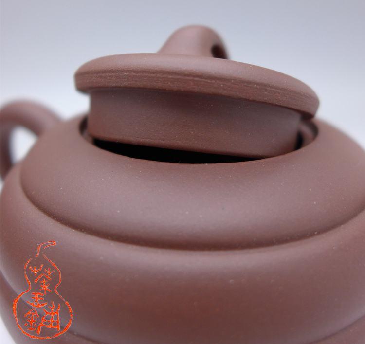 """1998 JGDF经典陶坊 Zi Ni Clay """"Tong Chu"""" Teapot"""