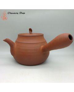 Chaozhou Red Clay Pot 600cc
