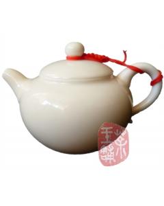 """Bone Porcelain Teapot """"Yu Lan"""" 120cc"""