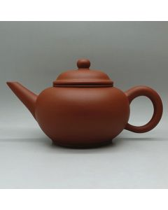 1998 JGDF Hong Ni Clay Shui Ping Ball Filter Teapot 175cc