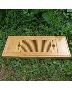 Bamboo tea tray (Holding Water) 38×15×3CM