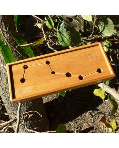 The Big Dipper Bamboo Tea Tray (Holding Water) 30×12×3CM