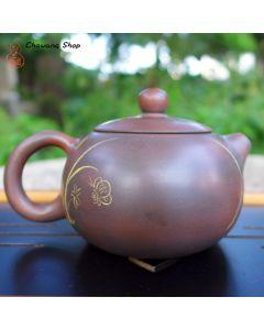 "Nixing Teapot ""Butterfly & 弘道养心"" 150cc"