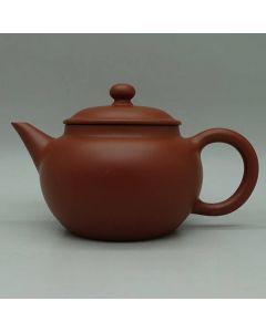 Chaozhou Handmade Red Clay Shuiping Teapot 80ml