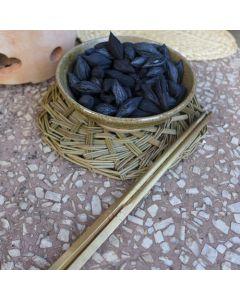 Copper chopsticks - tongs