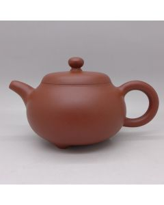 Chaozhou Handmade Red Clay Teapot D 95ml