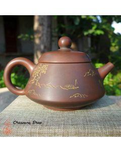 "Nixing Teapot ""Landscape & 静"" 100cc"