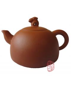 """Yuan Kuang Zhu Ni """"Gui Tu"""" Teapot 100cc"""