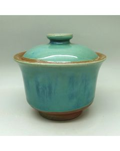 Huaning Pottery Wood Fired Glaze Gaiwan