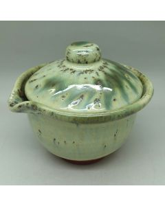 Huaning Pottery Wood Fired Gaiwan D