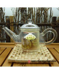 """Glass """"Shui Ping"""" Teapot 180cc"""