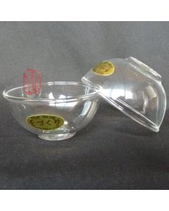 Glass cups 2 in set 45cc