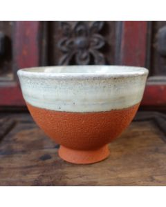 Huaning Pottery Wood Fired Master Cup H