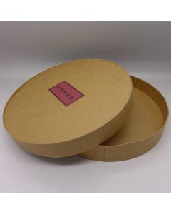 Kraft Paper Box For Puerh Cake